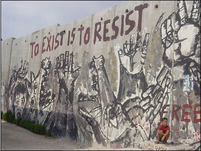 CC BY-SA 2.0 Par Wall in Palestine